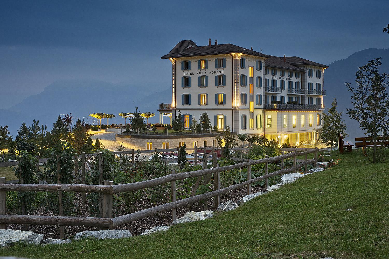 Hoteles con encanto la piscina con las mejores vistas del for Hoteles con encanto y piscina