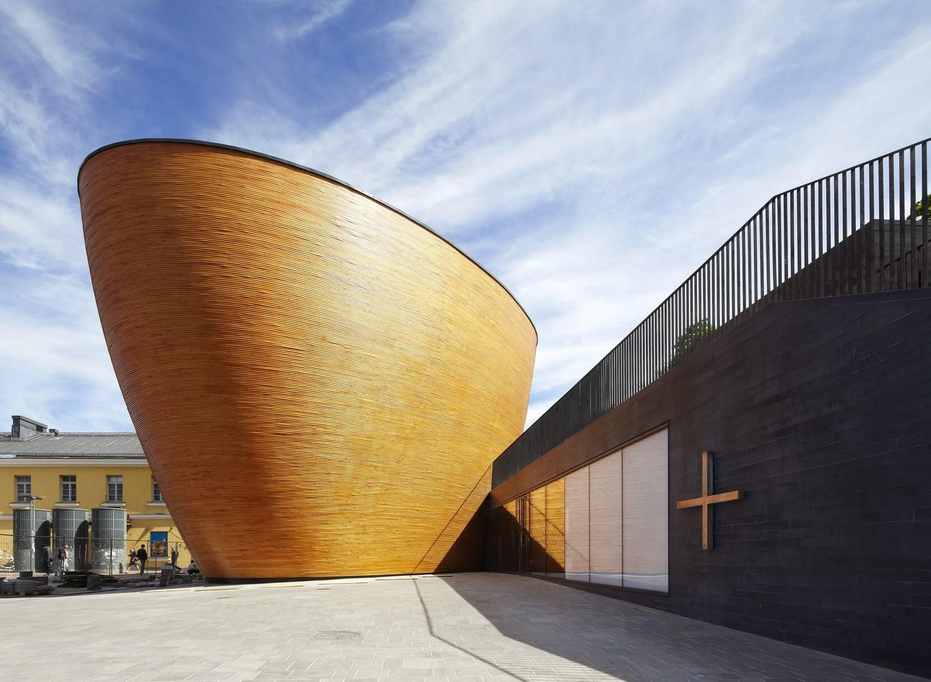 Iglesia católica de diseño