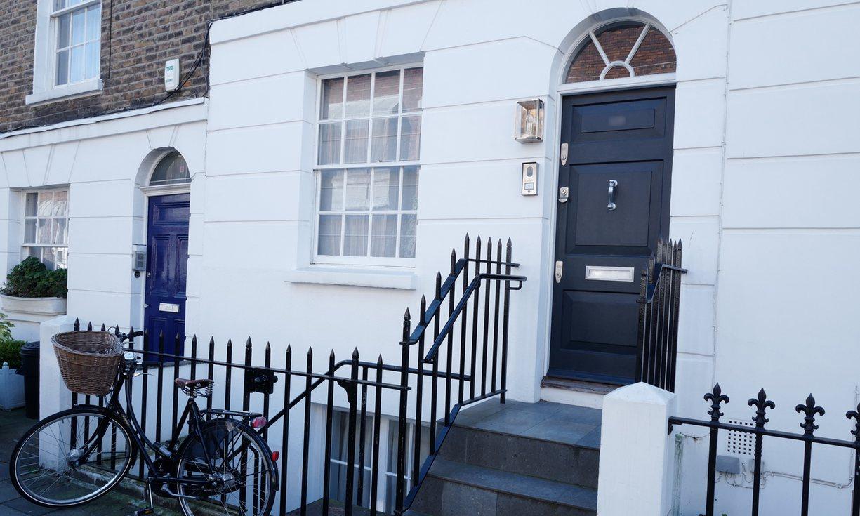 Casa en Londres (valorado en 2 millones de libras). The Guardian