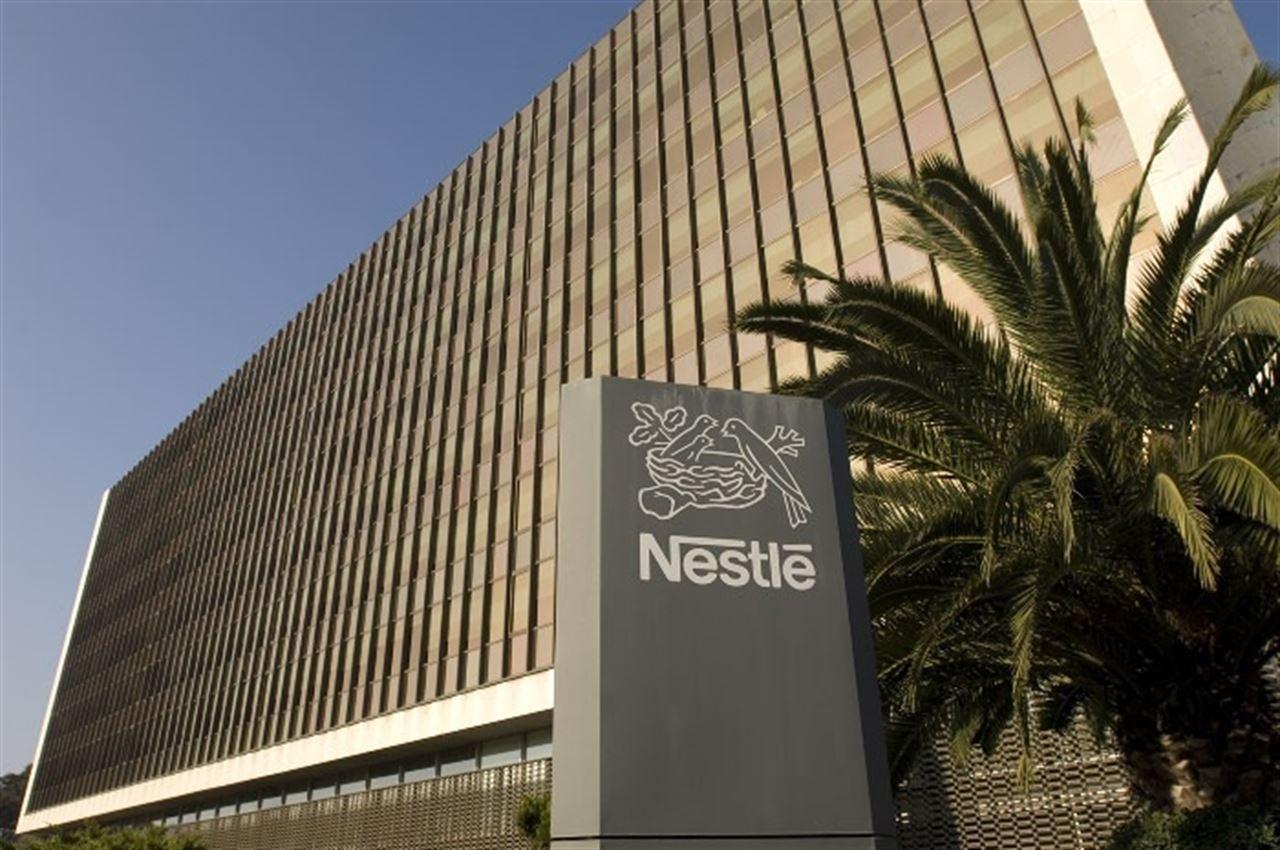 La sede de Nestle en Barcelona