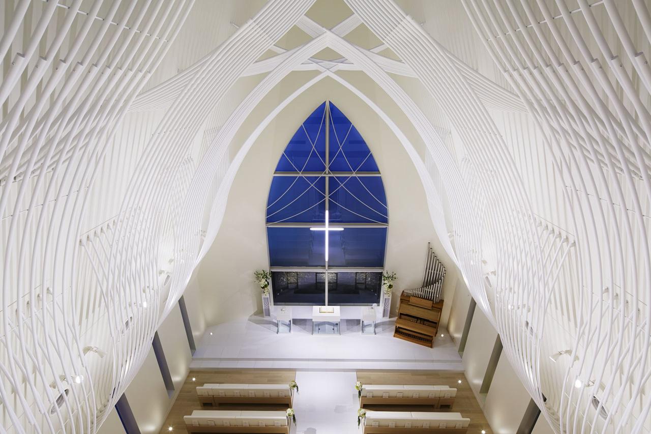 Matrimonio Catolico Dibujo : Las 10 iglesias más modernas y bonitas del planeta u2014 idealista news