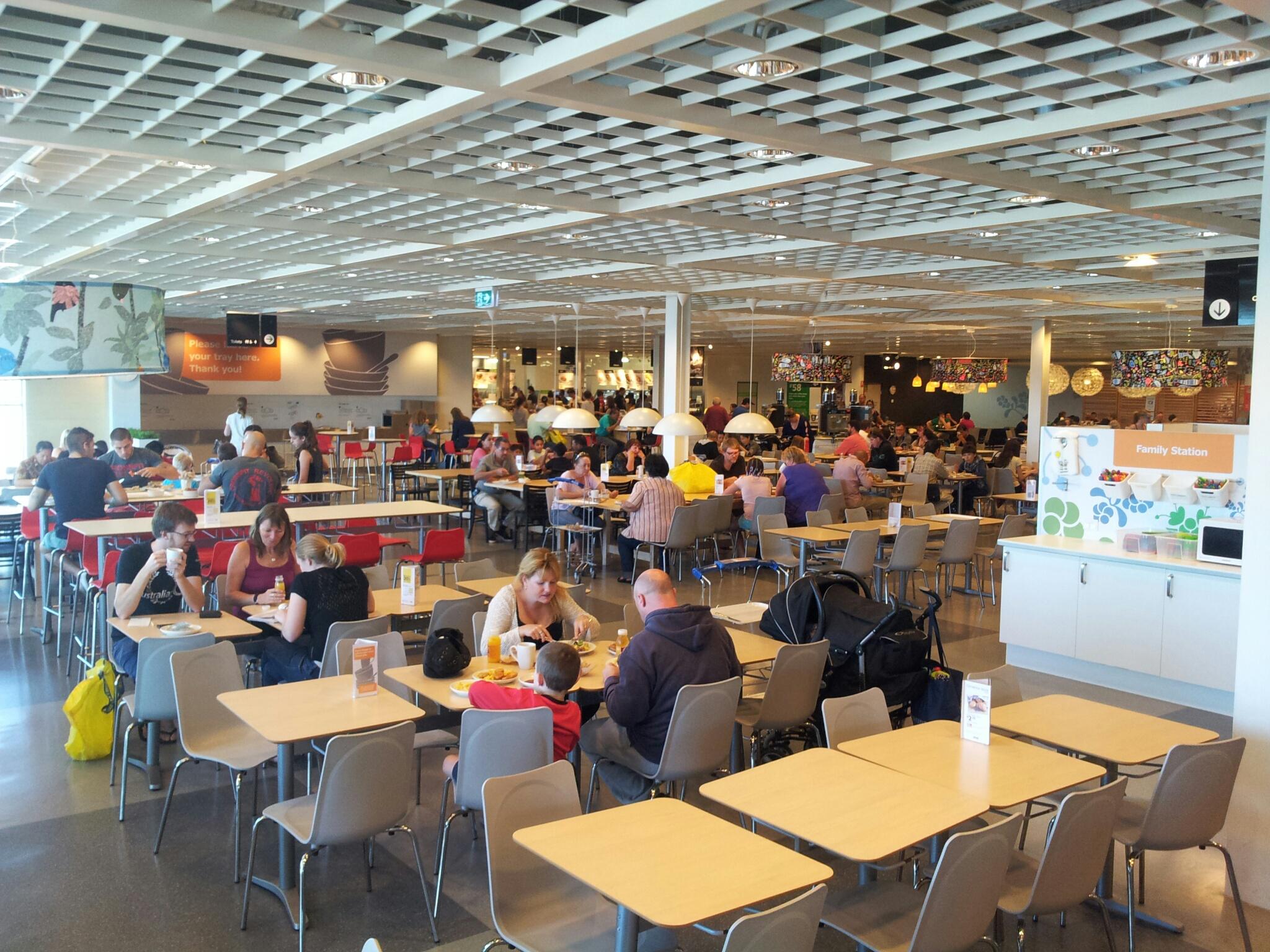 10 Problemas Que Ten Amos Al Salir A Comprar Muebles Para Casa Y  # Muebles Para Food Court
