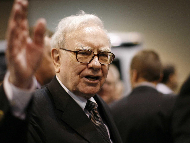 Warren Buffet, uno de los hombres más ricos del mundo
