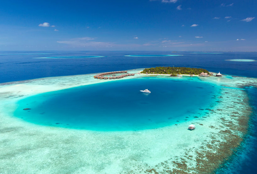 Un hotel en las maldivas para huir de la lluvia for El mejor hotel de islas maldivas