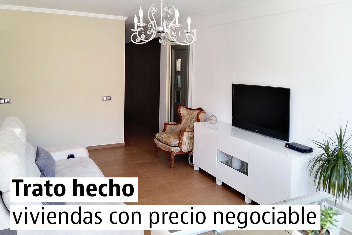 viviendas con precio negociable