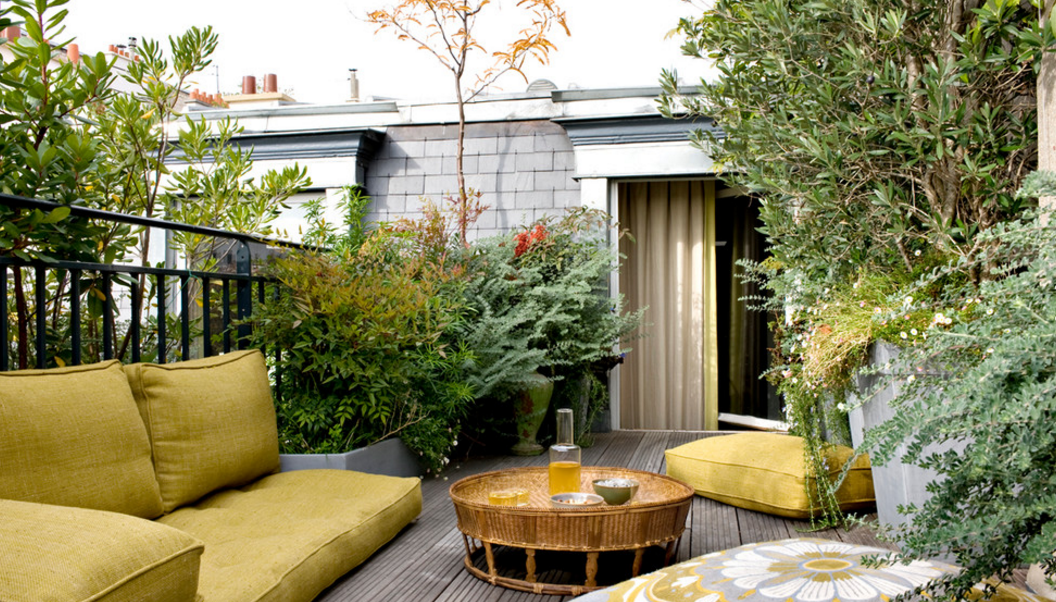 Ideas decoracion terrazas aticos interesting decoracin de for Decorar terraza atico economico