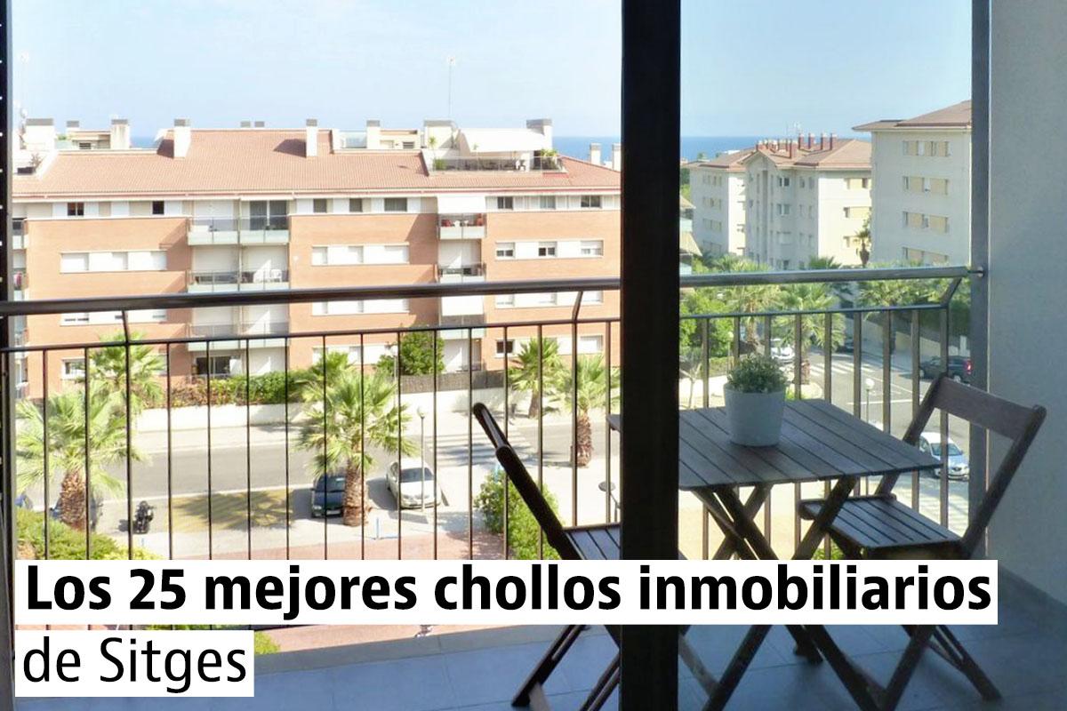 Los 25 mejores chollos inmobiliarios de sitges idealista news - Pisos baratos en sitges ...