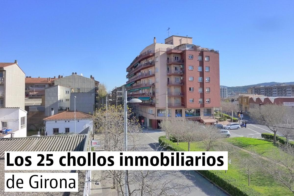 Los 25 mejores chollos inmobiliarios de Girona capital