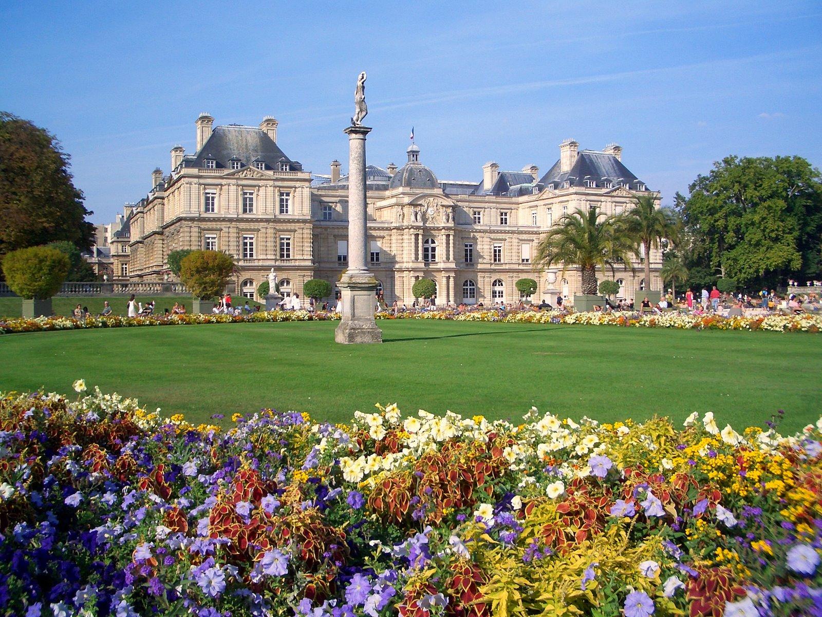 Parque de Luxemburgo (París)