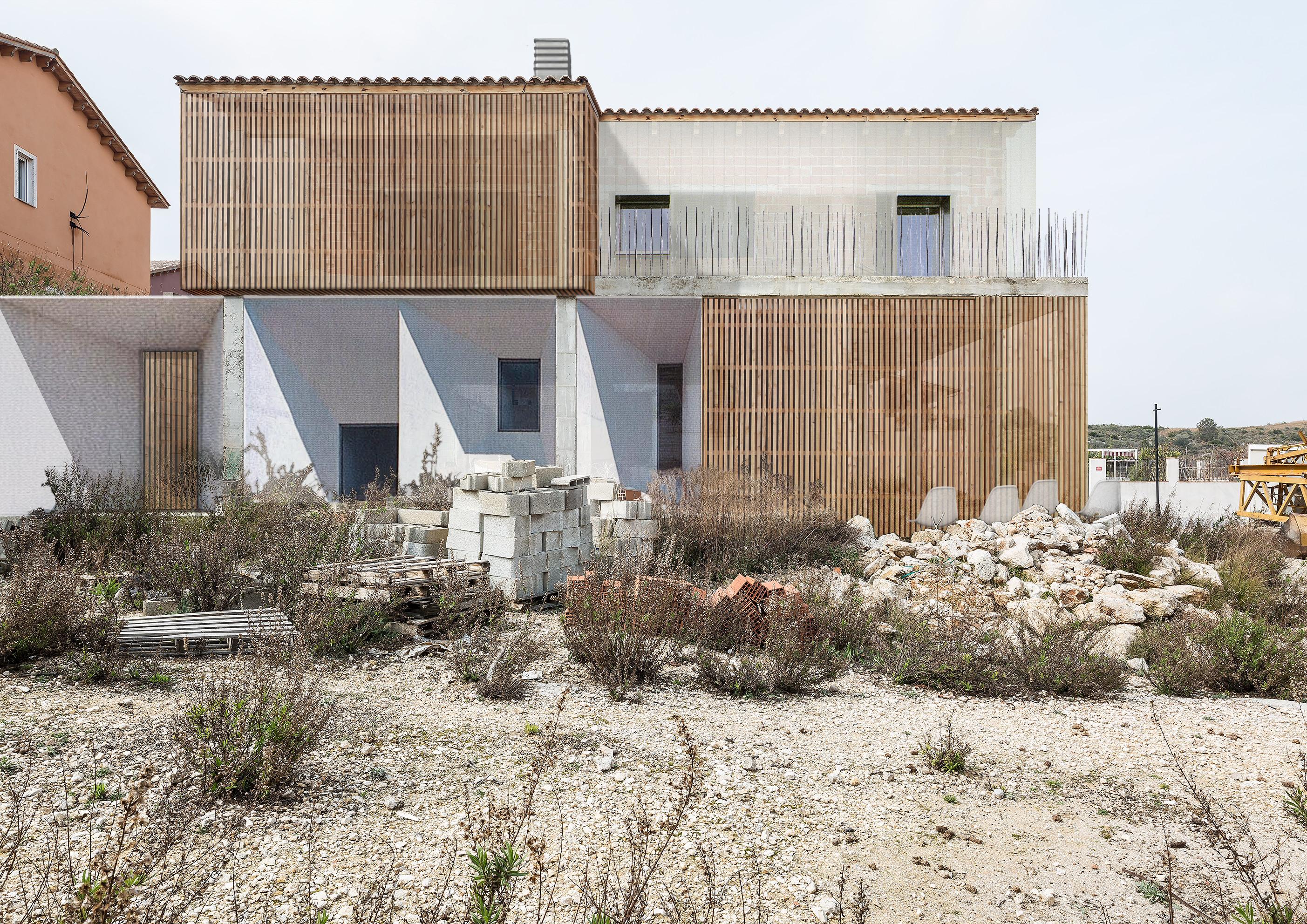 Espa a gana el le n de oro en la bienal de arquitectura de for La arquitectura en espana