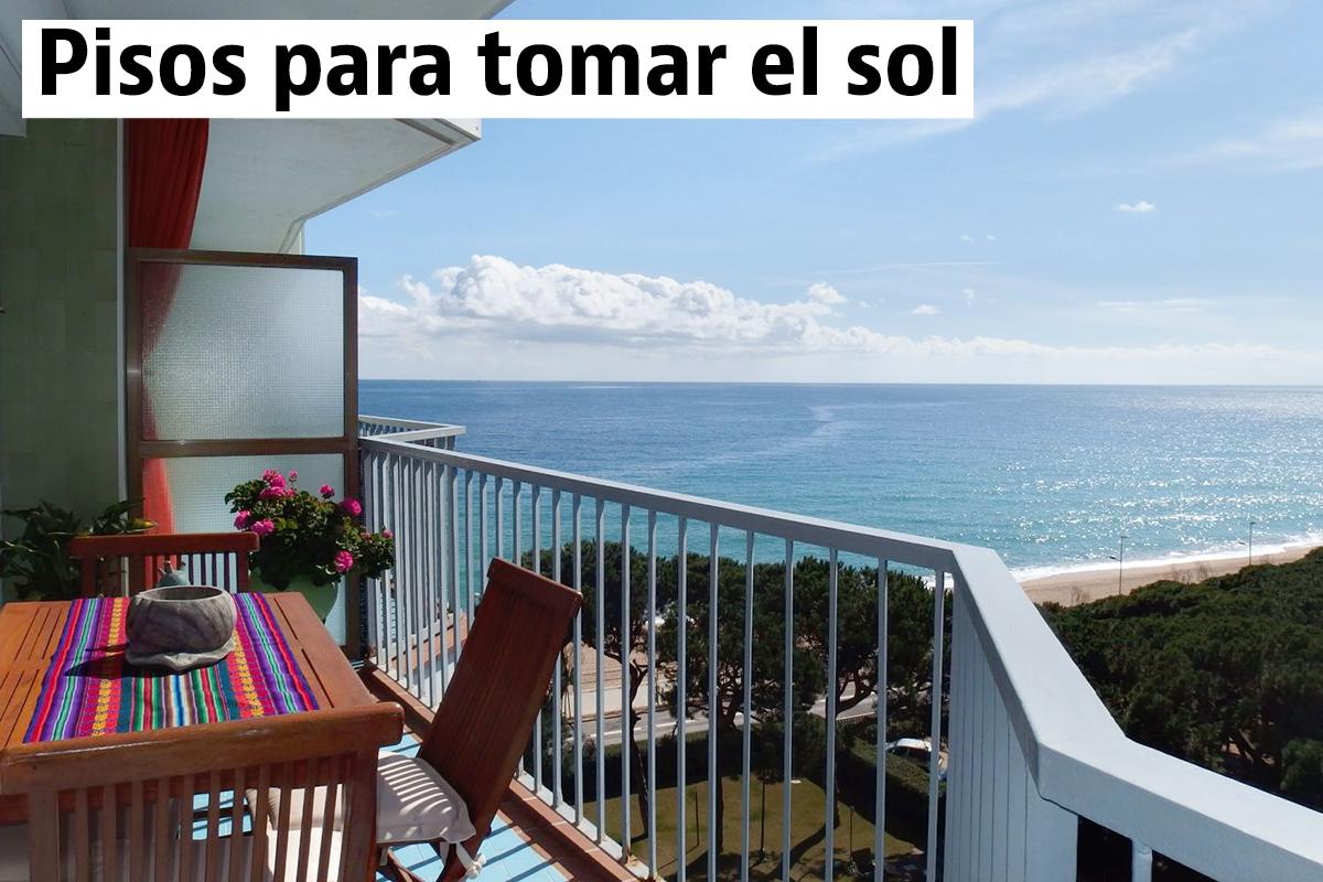 Pisos con terraza en barcelona madrid y otras ciudades de for Piso idealista madrid