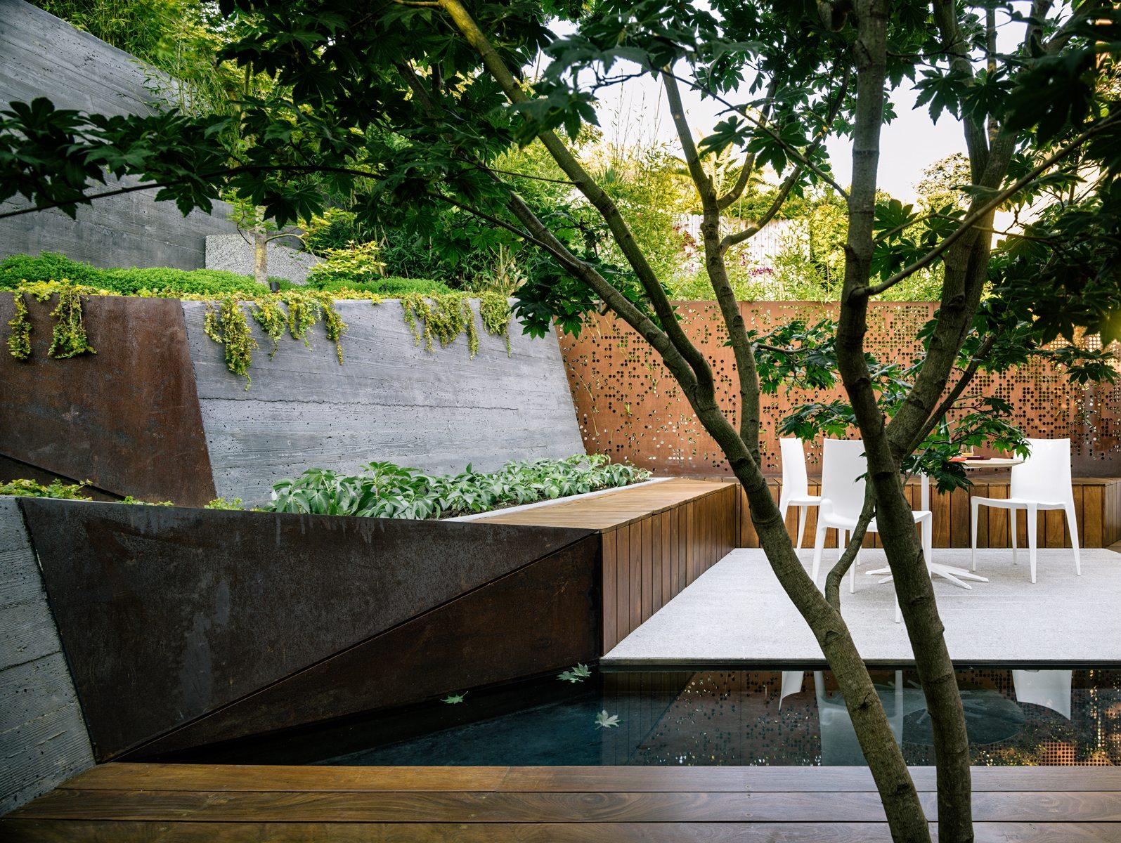 Casa de ensueño: con este jardín… a quién le importa cómo sea la casa