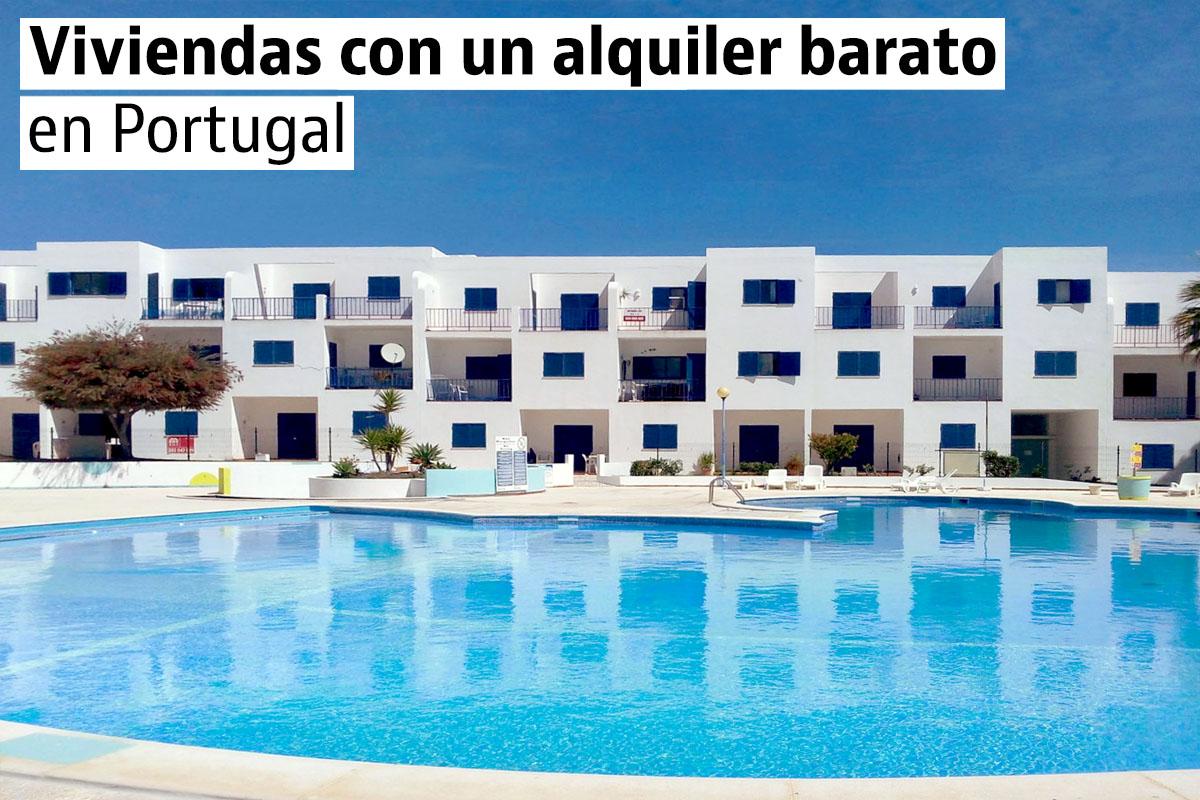 Las mejores casas en alquiler en Portugal