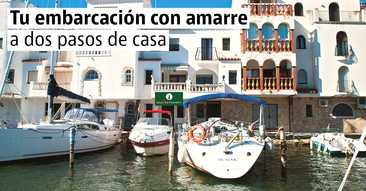 Casas con amarre en espa a idealista news - Oficina de turismo girona ...