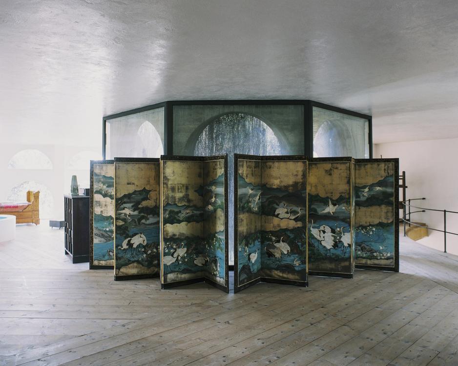 La casa del escultor Xavier Corberó. Salva López