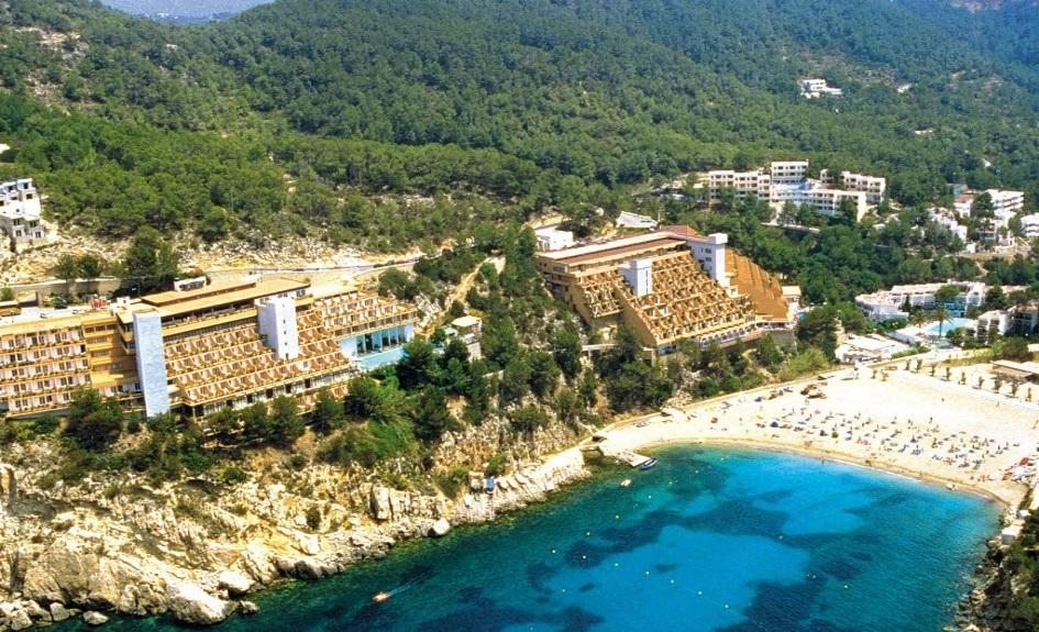 Hotel en Cala de San Miguel, Ibiza