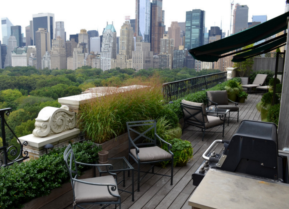 21 de junio de 2016 idealista news - Jardineras para terrazas ...