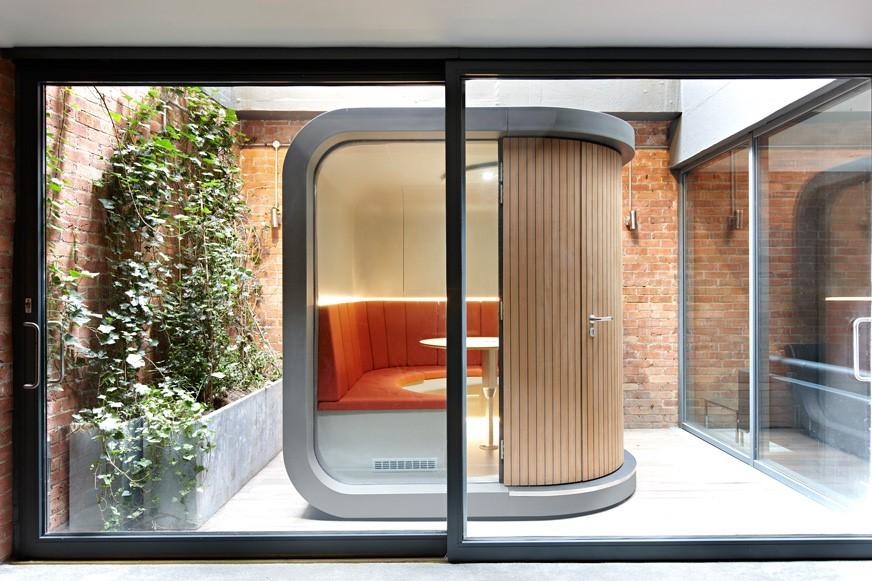 As da gusto trabajar 10 ideas fascinantes para instalar for Oficina prefabricada