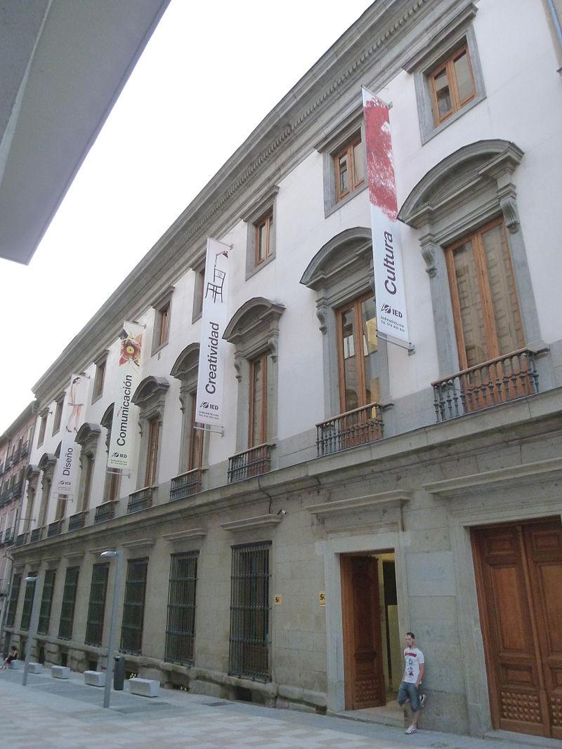 Palacio del conde de Altamira