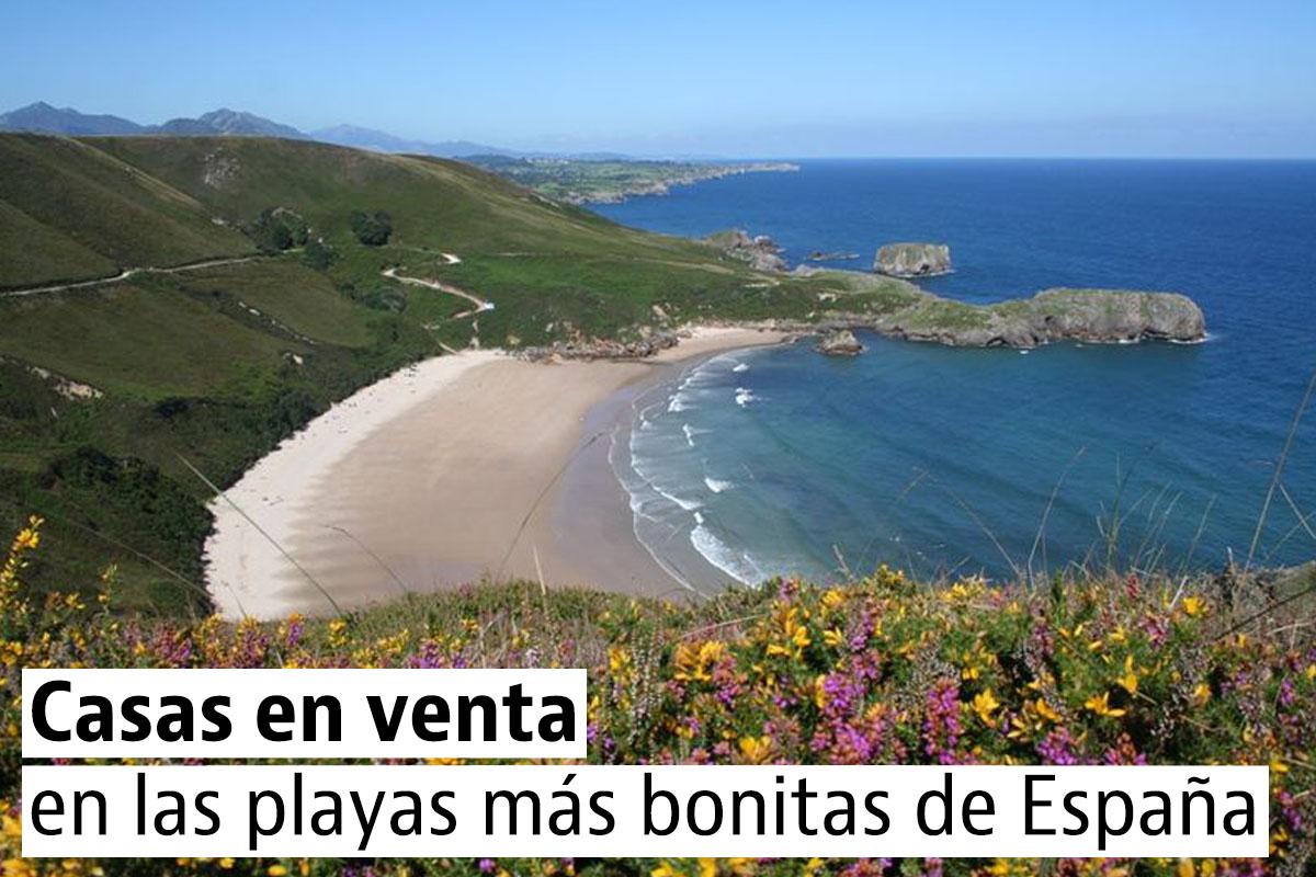 Casas para disfrutar de las mejores playas de España en 2016