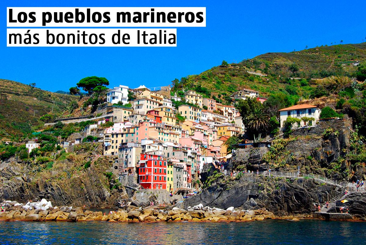 Los pueblos marineros más bonitos de Italia