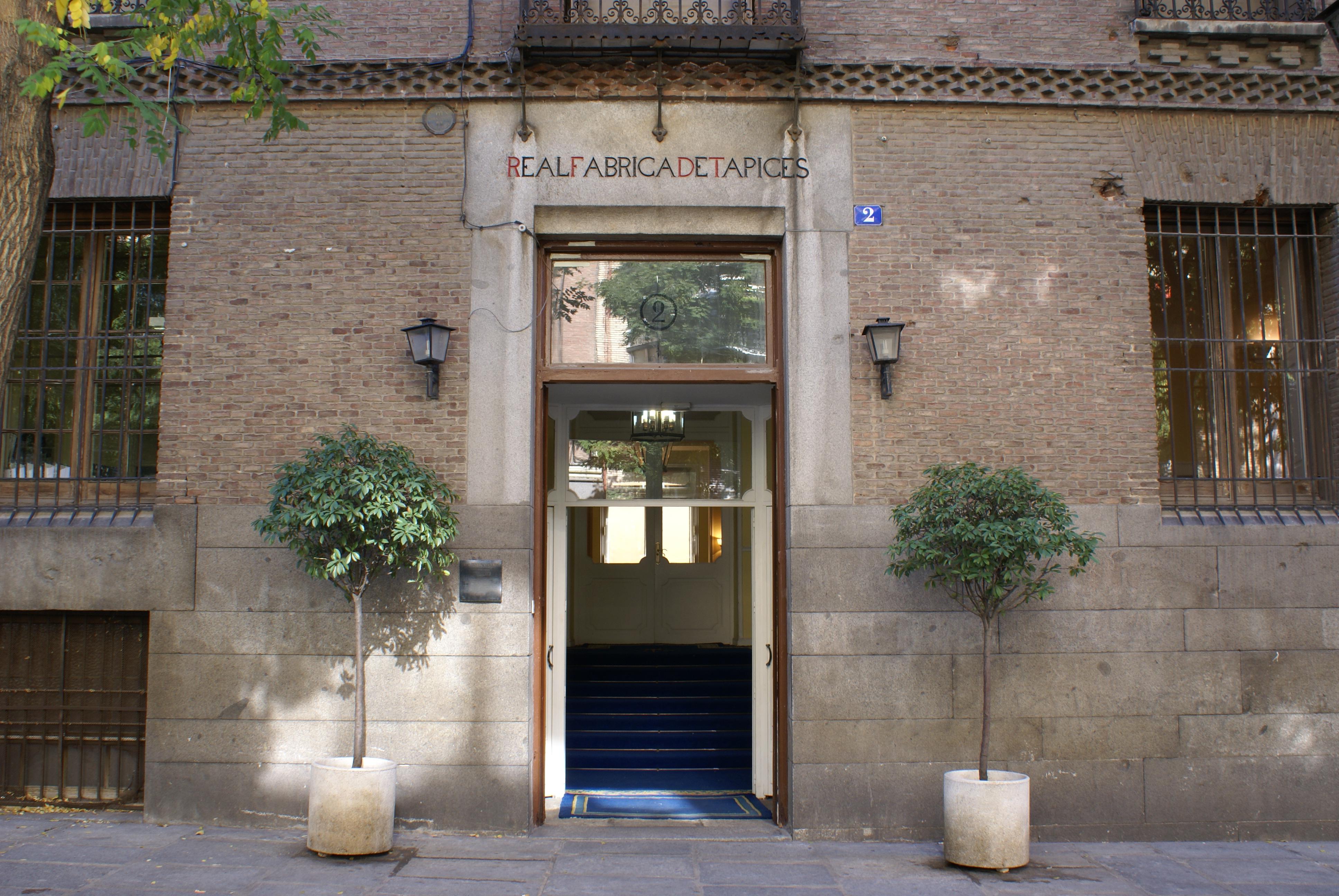 Real Fábrica de Tapices de Madrid