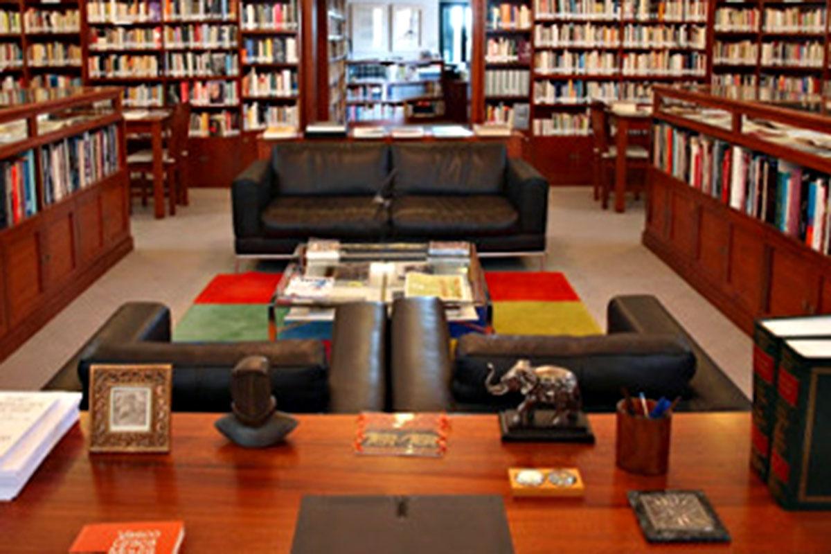 Entra en la casa de los libros de José Saramago en Lanzarote
