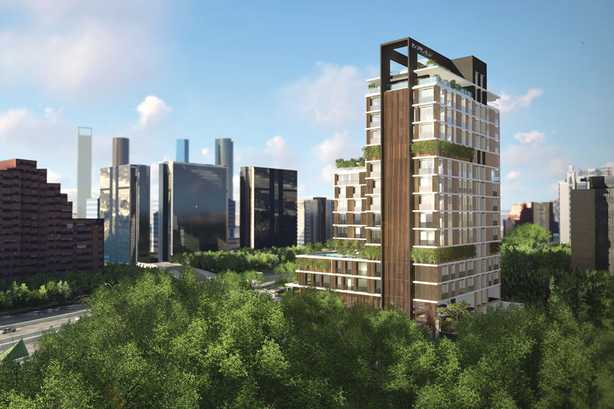 Grupo Ibosa rehabilitará el Hotel Foxá de Madrid para transformarlo en residencial