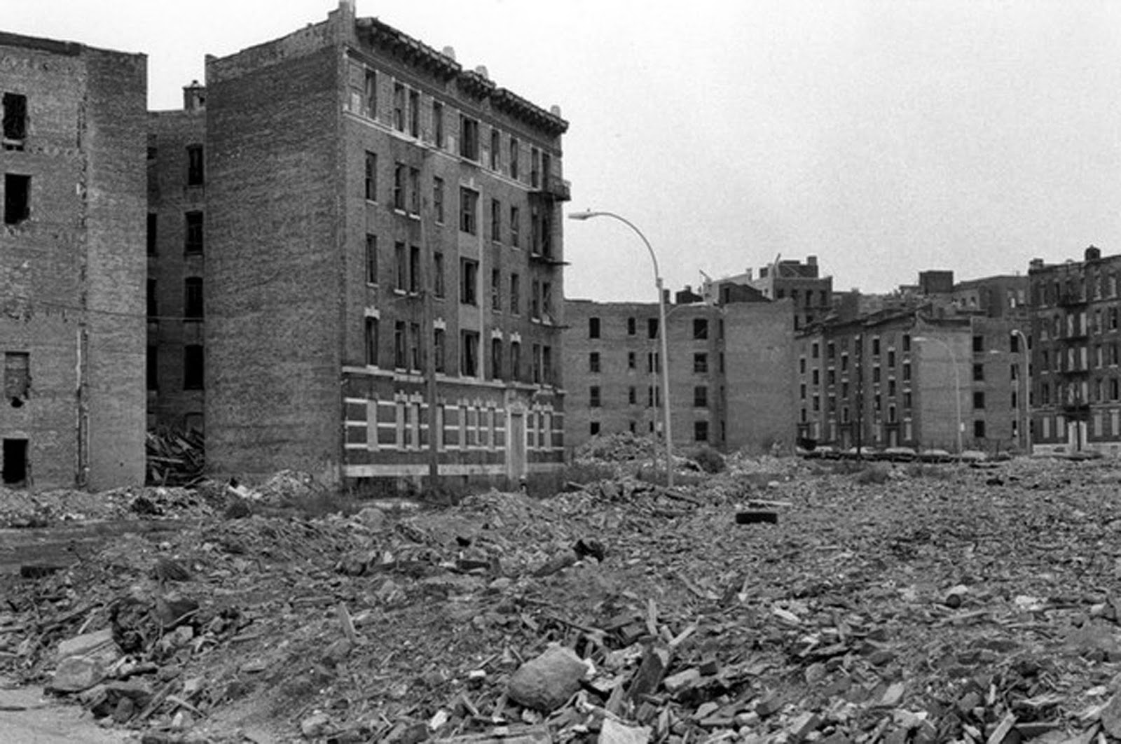 Cuando el Bronx era 'zona de guerra': la salvaje Nueva York de los años 70
