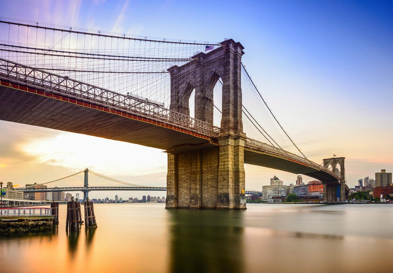 Dentro del búnker secreto que se construyó en el Puente de Brooklyn por si llegaba el 'fin del mundo'