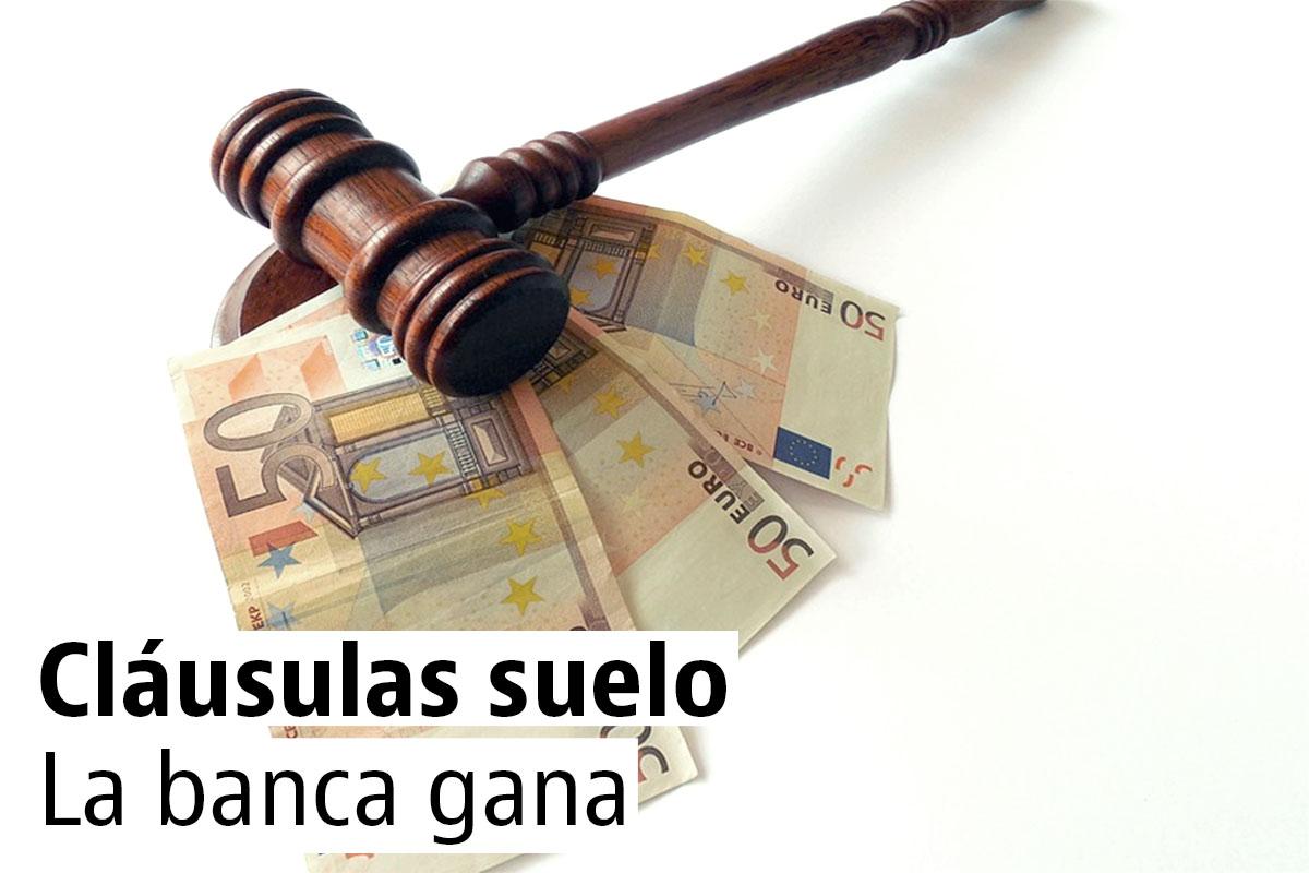 El Abogado General del TJUE se pone de parte de los bancos: dice 'no' a la retroactividad total de las cláusulas suelo