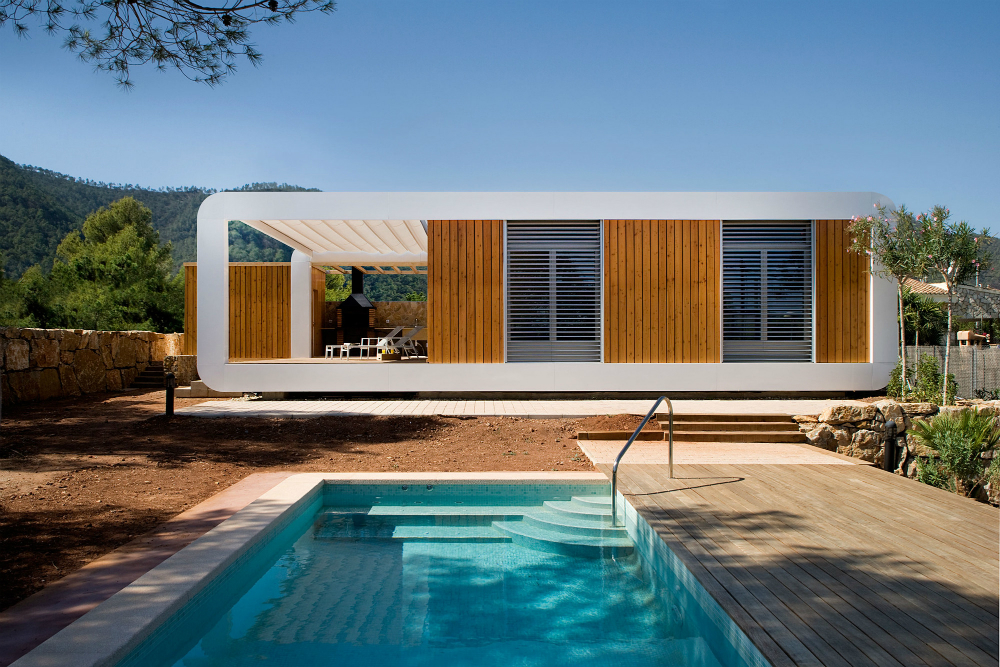 Ecological House 3.0 By NOEM
