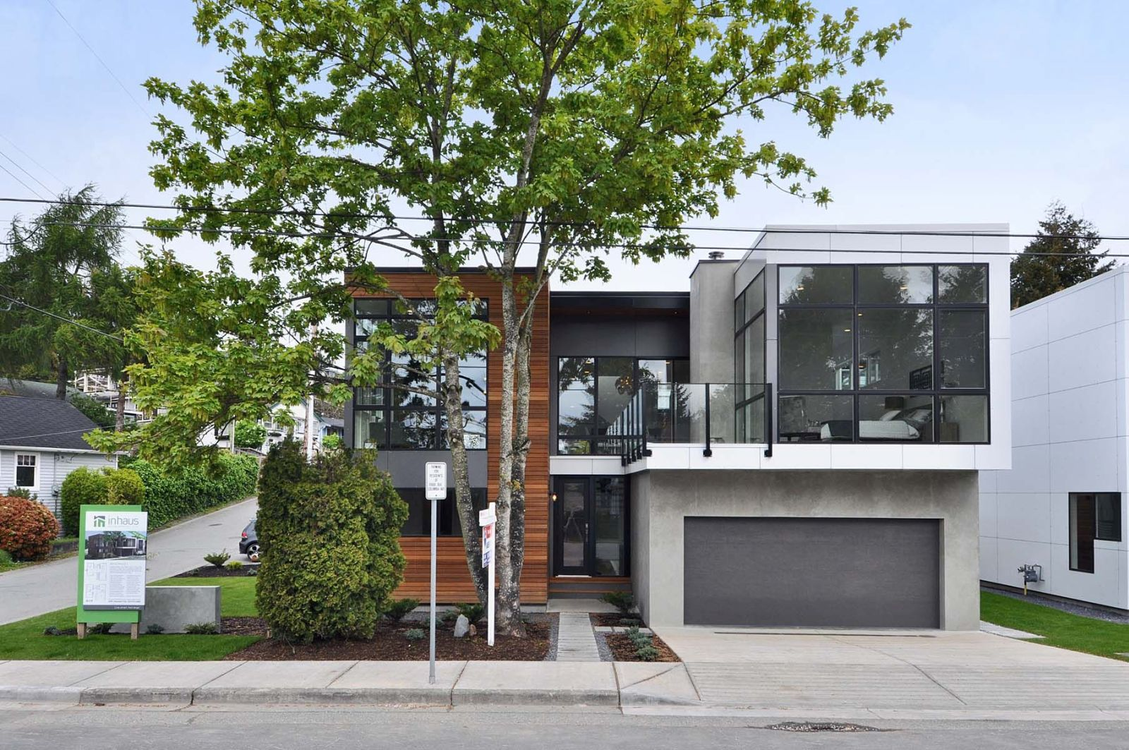 InHaus Development In White Rock, Canada