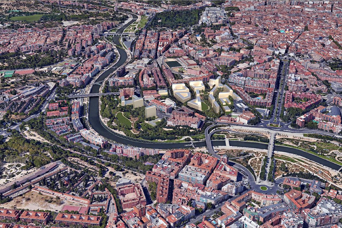 Ayuntamiento de madrid idealista news for Idealista puertas verdes