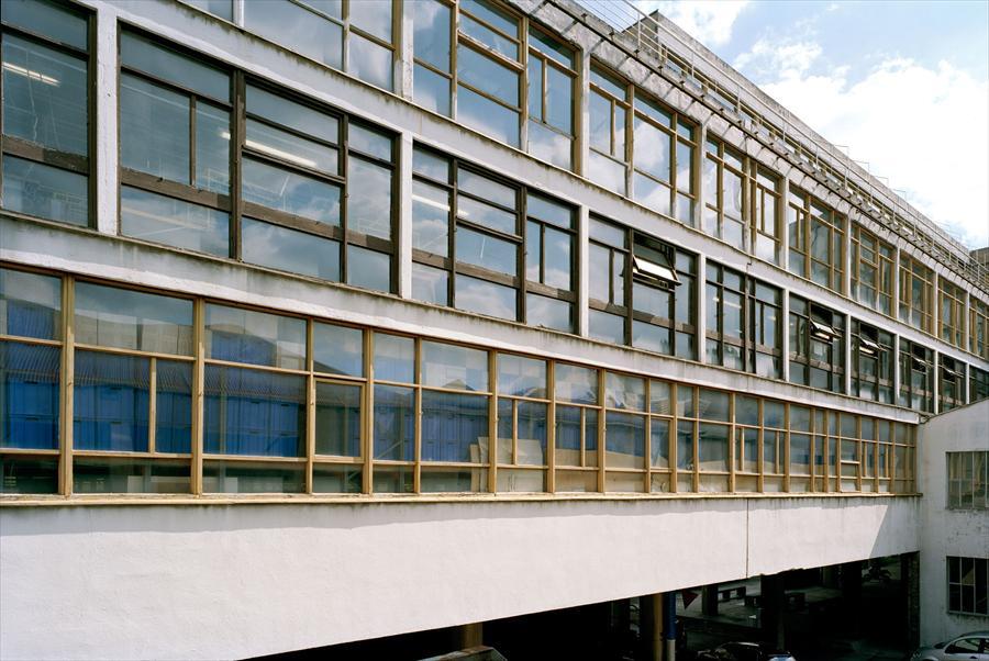 Manufacture, Saint-Dié, France, 1946 @FLC/ADAGP