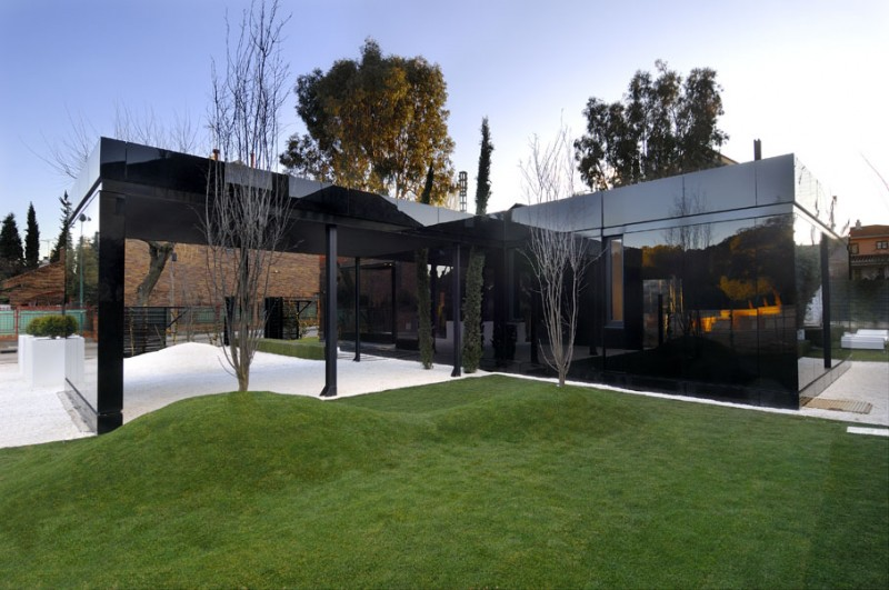 Modularing House By A-Cero Architects