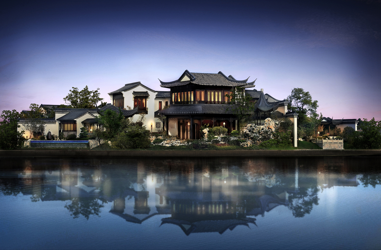 La casa más cara de China es un palacio de 32 habitaciones que cuesta 140 millones de euros