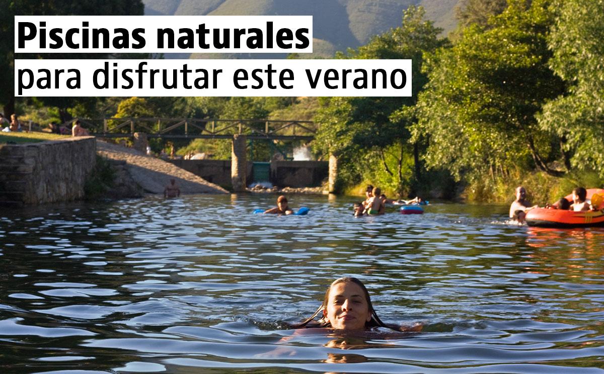 6 piscinas naturales para disfrutar en verano idealista news for Hoteles con piscinas naturales