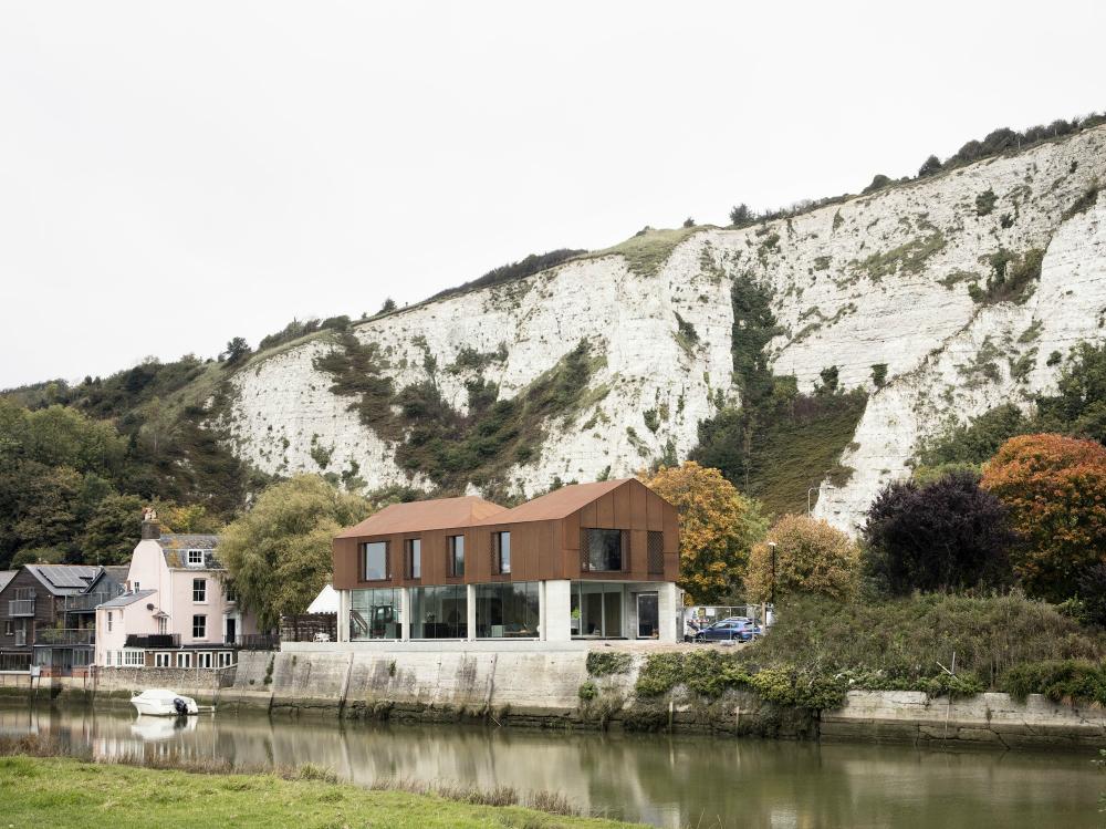 Prefab Homes By Sandy Rendel Architects