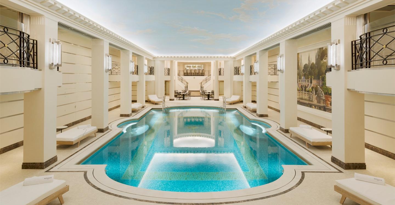 Así es el nuevo aspecto del Hotel Ritz de París