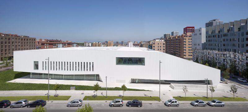 Centro Cívico Salburua, Vitoria-Gasteiz - España, por IDOM