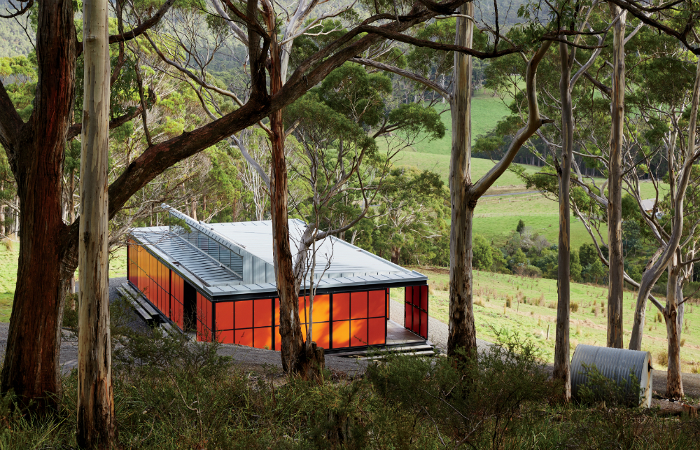 Tasmania Prefab Retreat By Misho+Assosiates
