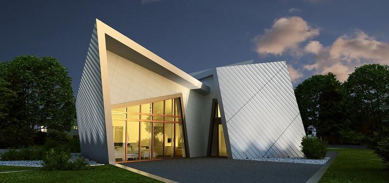The Villa – Libeskind Signature Series