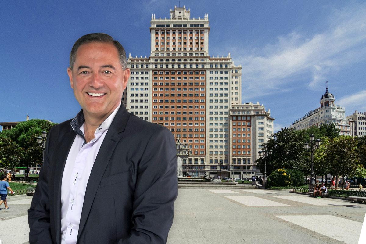 ¿Quién es Trinitario Casanova? El controvertido nuevo inversor del Edificio España