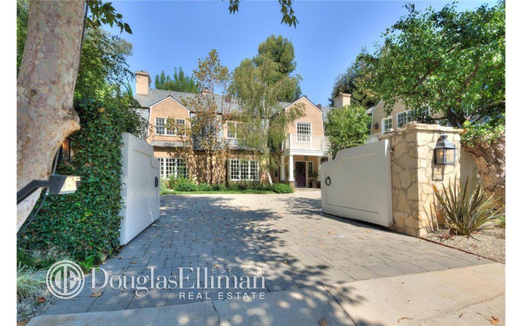 Así es la nueva casa de la cantante Adele en Beverly Hills