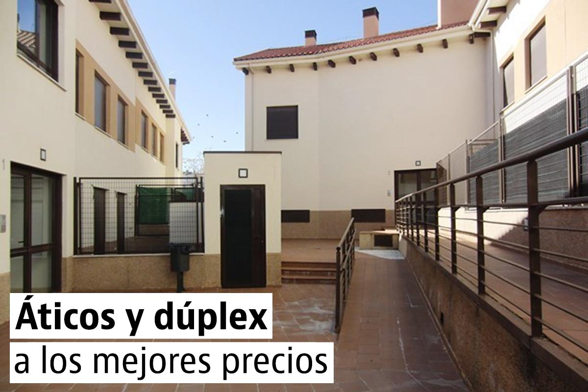 Ticos y d plex baratos en madrid y barcelona idealista news - Duplex en madrid ...