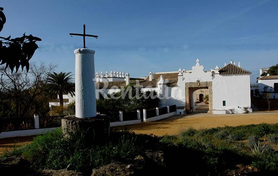 Casas de ensueño: una hacienda del siglo XVII en plena naturaleza gaditana