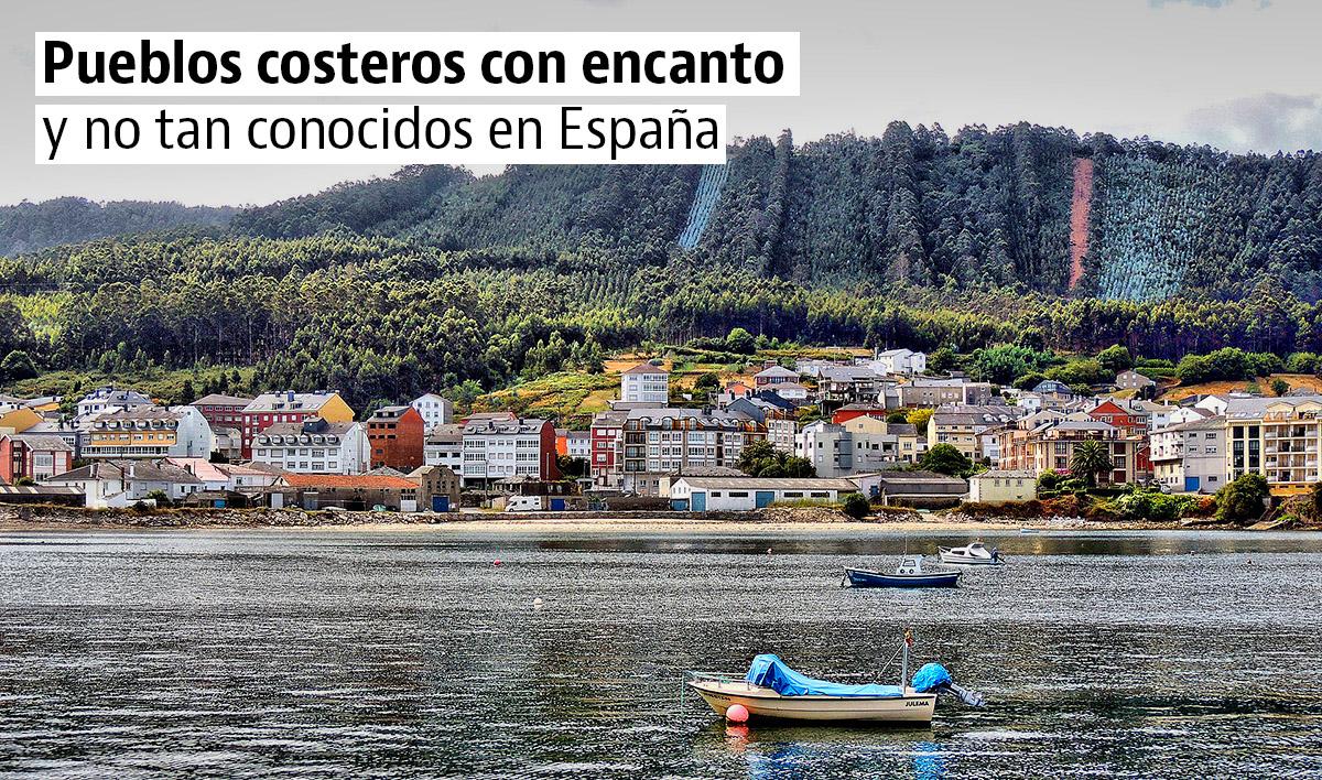 Pueblos costeros con encanto y no tan conocidos en España