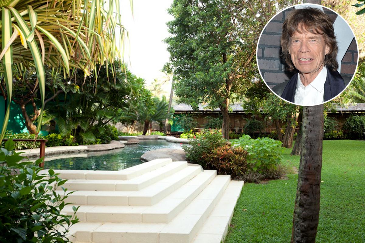 ¿Dormir en la cama de DiCaprio, Obama o Mick Jagger? Estas casas de famosos están en alquiler