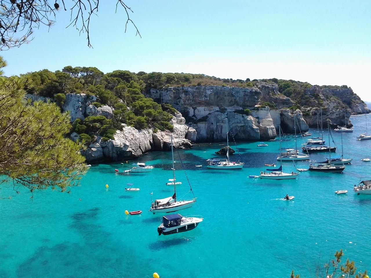 Menorca / Pixabay / Creative commons